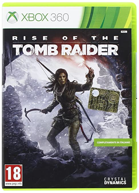 40 opinioni per Rise of the Tomb Raider- Xbox 360