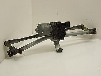 Skoda Fabia 6Y parabrisas limpiaparabrisas motor y mecanismo 6q2955119 a: Amazon.es: Coche y moto