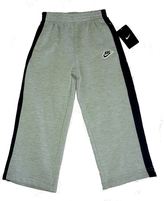 Nike bebé bebés niños Pantalón chándal de forro polar pantalones ...