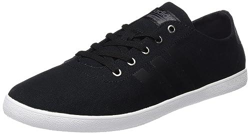 great deals brand new really comfortable adidas Cloudfoam QT Vulc W, Chaussures de Gymnastique Femme ...