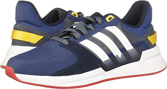 Adidas RUN90S, Zapatillas Running Hombre, Azul (Onix/FTWR White/Legend Ink), 40.67 EU: Amazon.es: Zapatos y complementos