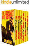 The Legendary Kent Brothers Romance Collection: A Collection of 6 Contemporary Romances