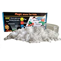 BucketBolt Magic Artificial Snow Powder for Kids (Above 4 Years)