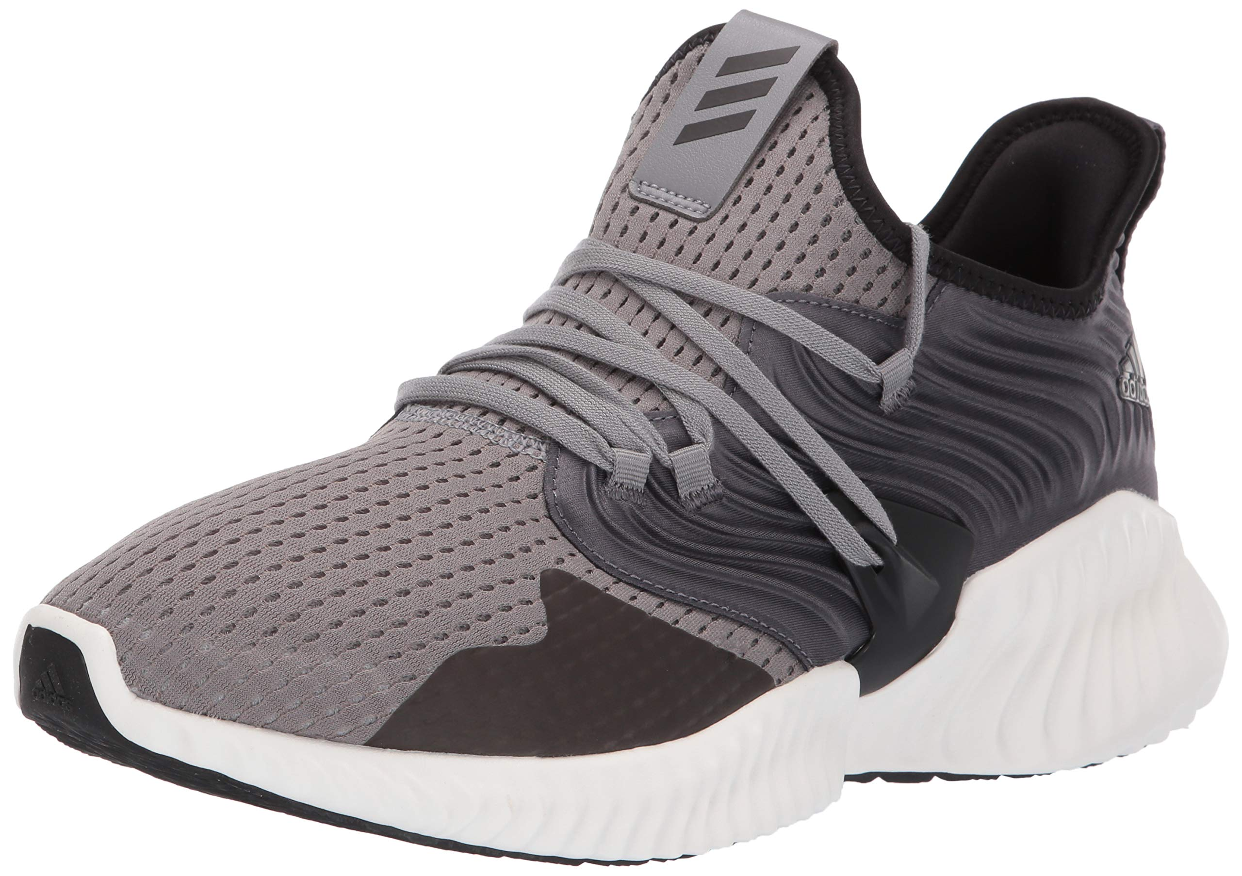 Galleon Adidas Men's Alphabounce Instinct CC, BlackGrey