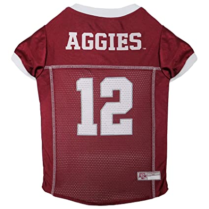 best cheap 9ebf2 0e592 Amazon.com : Texas A&M University Mesh Football Jersey ...