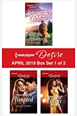 Harlequin Desire April 2019 - Box Set 1 of 2 Kindle Edition