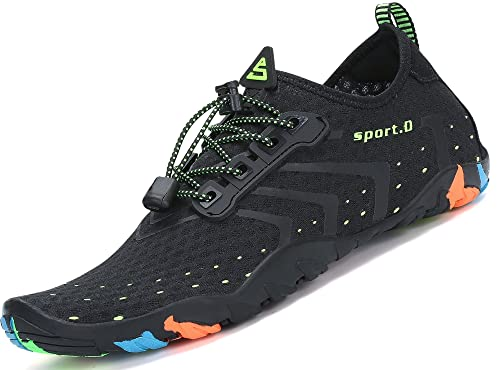 Saguaro Skin Shoes Descalzo acuático Aqua Calcetines para de Nadada de la  Playa de la Resaca de la Yoga  Amazon.es  Zapatos y complementos f3536eb7d1e