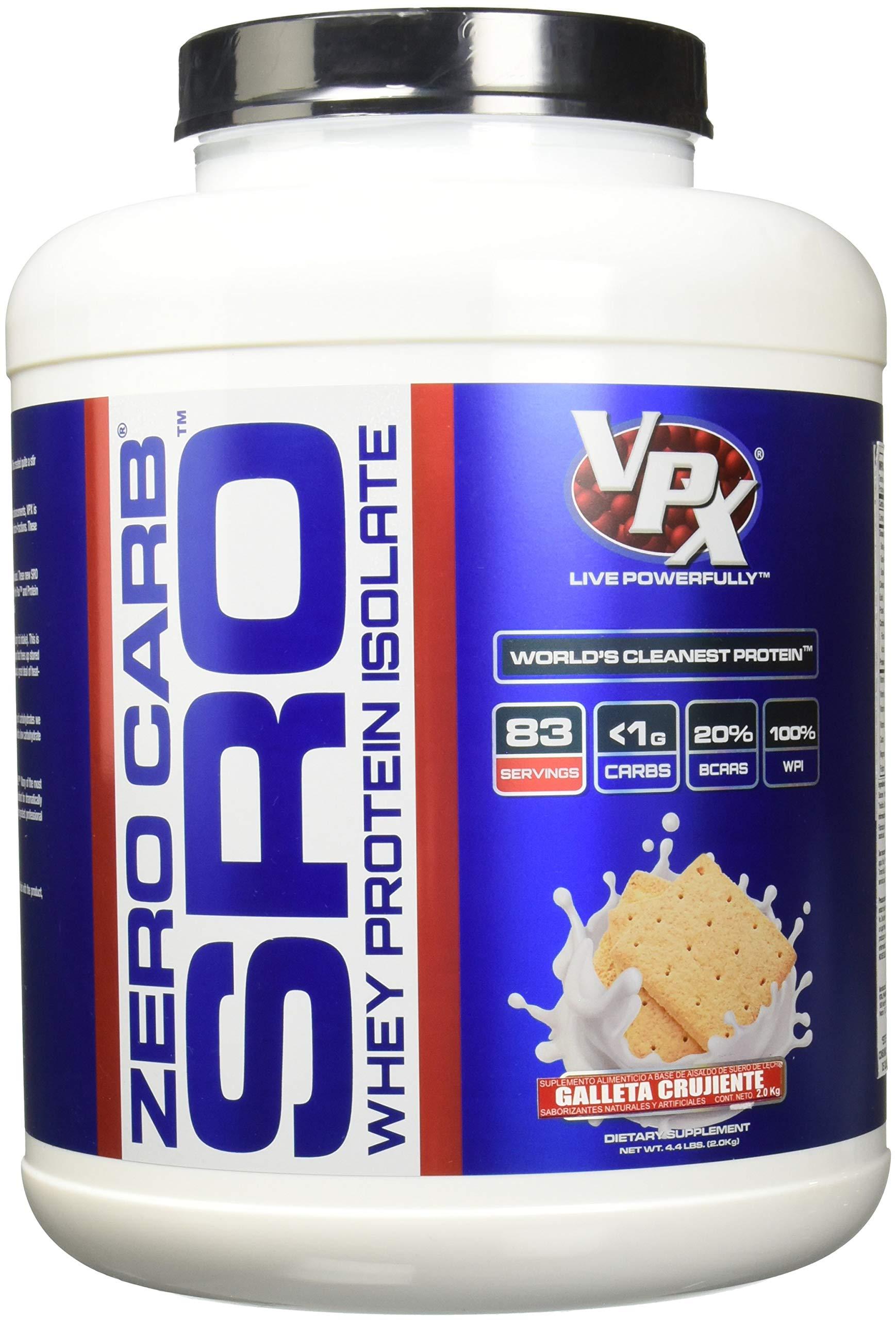 Vpx Zero Carb Graham Cracker, 4.4 Pound by VPX