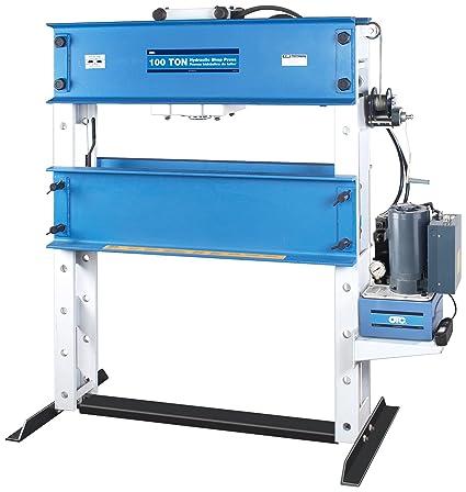 Amazon com: OTC 1858 100 Ton Capacity Heavy-Duty Shop Press