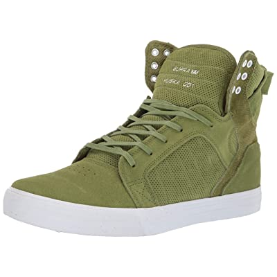 Supra Men's Hi-Top Trainers | Fashion Sneakers