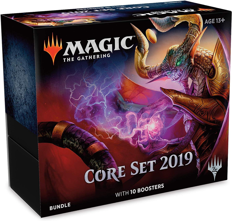 Magic The Gathering MTG-M19-BU-EN - Booster: Amazon.es: Juguetes y ...