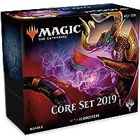 Magic: The Gathering Core Set 2019 Bundle (MTG) (M19) 10 Booster Packs + Accessories