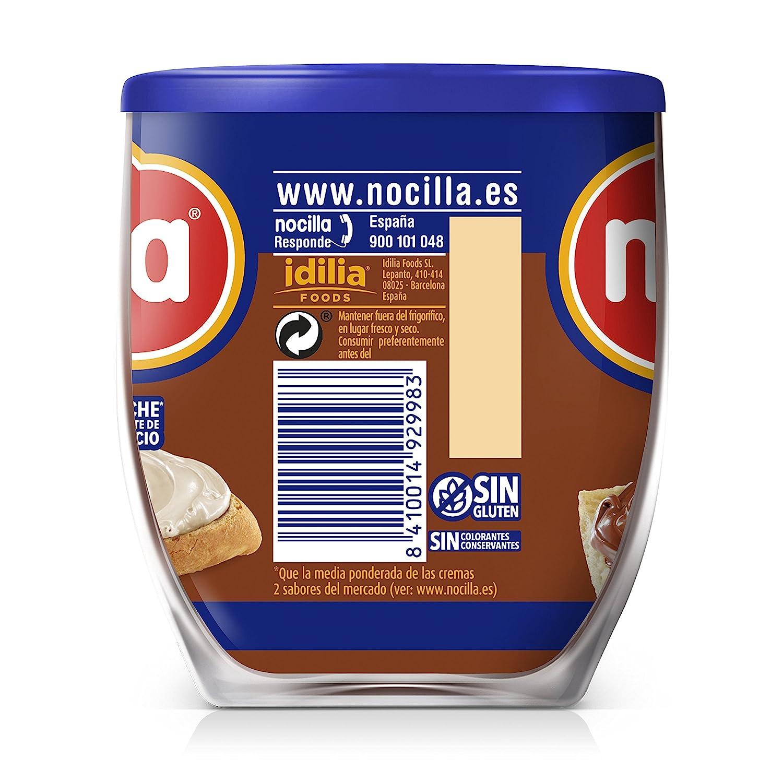 Nocilla Duo Hazelnut Spread (200 g/ 7.05 oz)