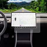 """Carwiner Matte Screen Protector Compatible with Tesla Model 3 Model Y 15"""" Center Control Touch Screen Car Navigation Tempered"""
