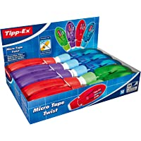 Tipp-Ex Micro Tape Twist Cintas Correctoras 8 m