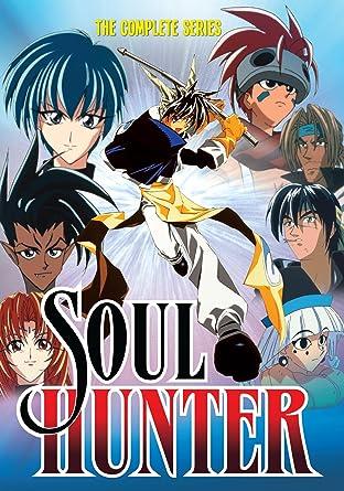 Soul Hunter Anime Completo Latino Por Mega