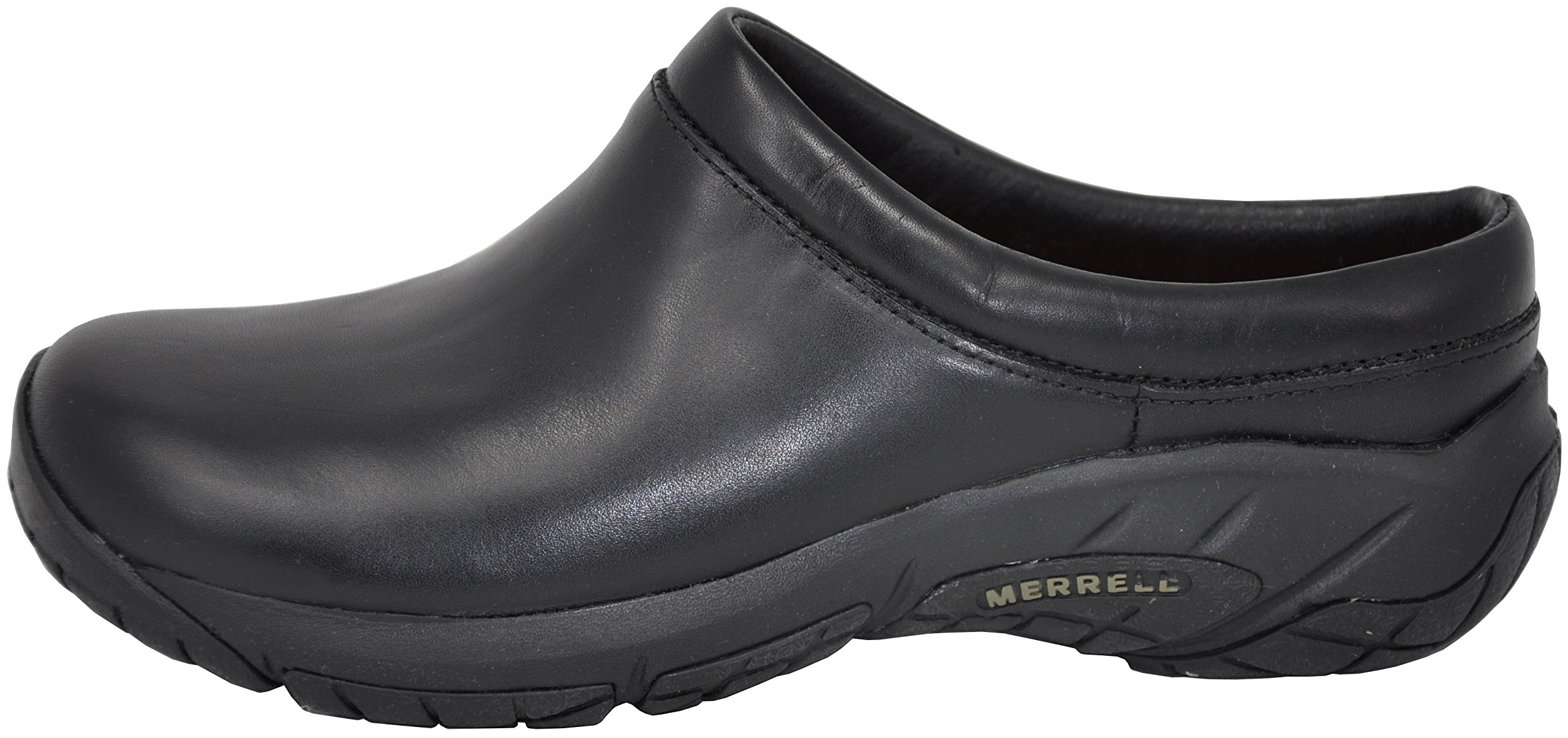 Merrell Women's Encore Nova 2 Trail Runner, Black Smooth, 8 B(M) US by Merrell (Image #7)