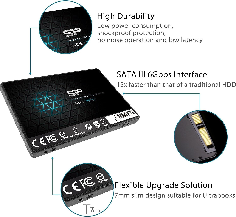 Silicon Power Interne Solid State Laufwerk Computer Zubehör