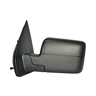 Driver Side Left Mirror Non-Heated Power Remote for 2004-2008 Ford F-150 Parts Link # FO1320233 OEM # 8L3Z17683EA 4L3Z17683BAB 6L3Z17683BA: Automotive