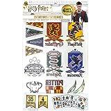 Harry Potter - Set di 35 Tatuaggi Temporanei - Ufficiale