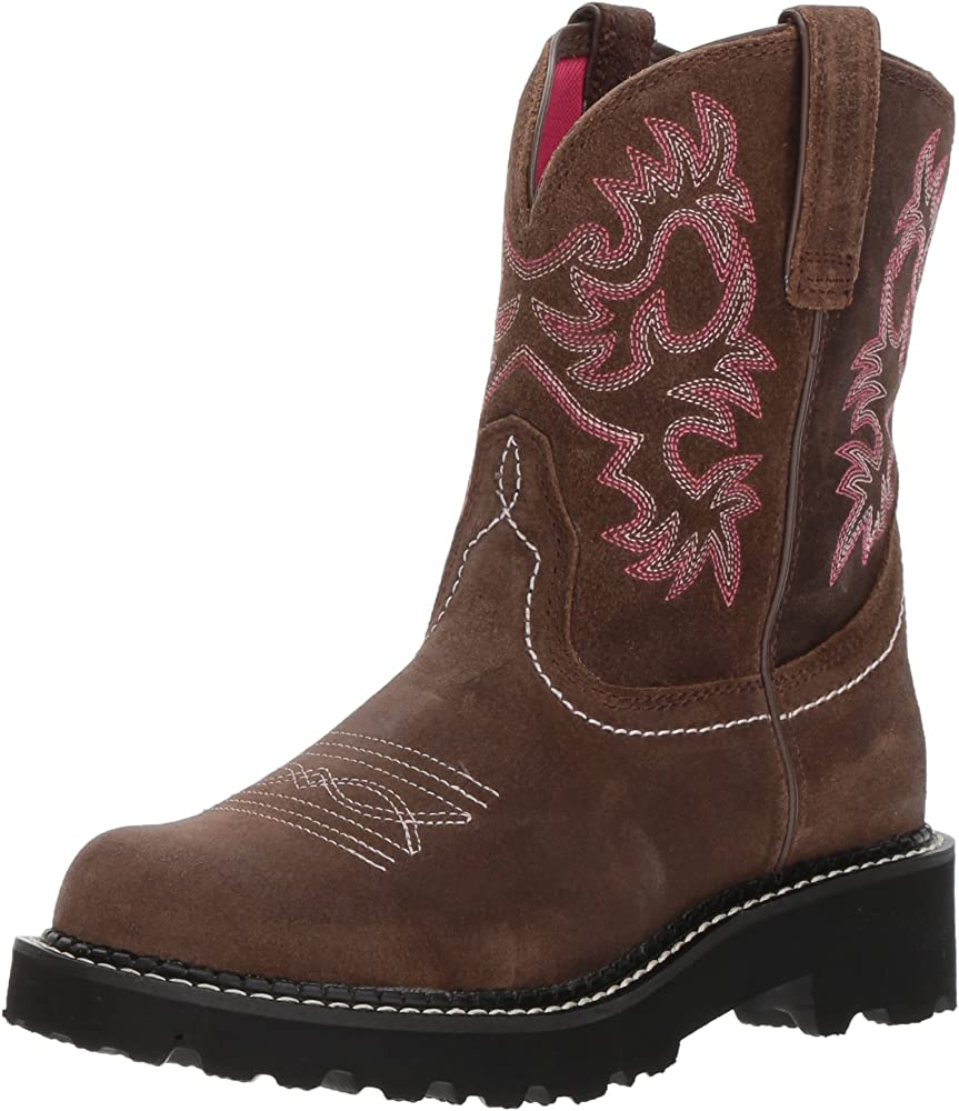 8069619e0ea Amazon.com | Ariat Women's Fatbaby Collection Western Cowboy Boot ...