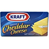 Kraft Processed Cheddar Cheese - 250g