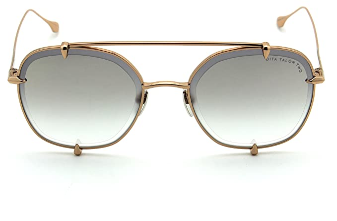 outlet boutique huge discount temperament shoes Dita TALON - TWO Unisex Aviator Sunglasses Rose Gold 23009-B ...