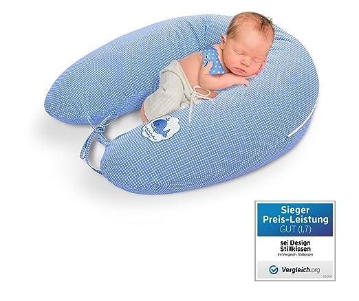 139 opinioni per Qualità bambino cuscino gravidanza di cura di Sei Design 170 x 30cm, riempimento