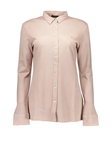 FRED PERRY 31102193 Camisa con las mangas largas Mujer