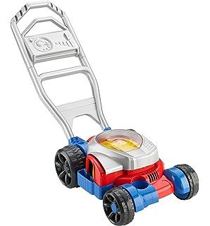 Amazon com: Fisher-Price Bubble Mower: Toys & Games