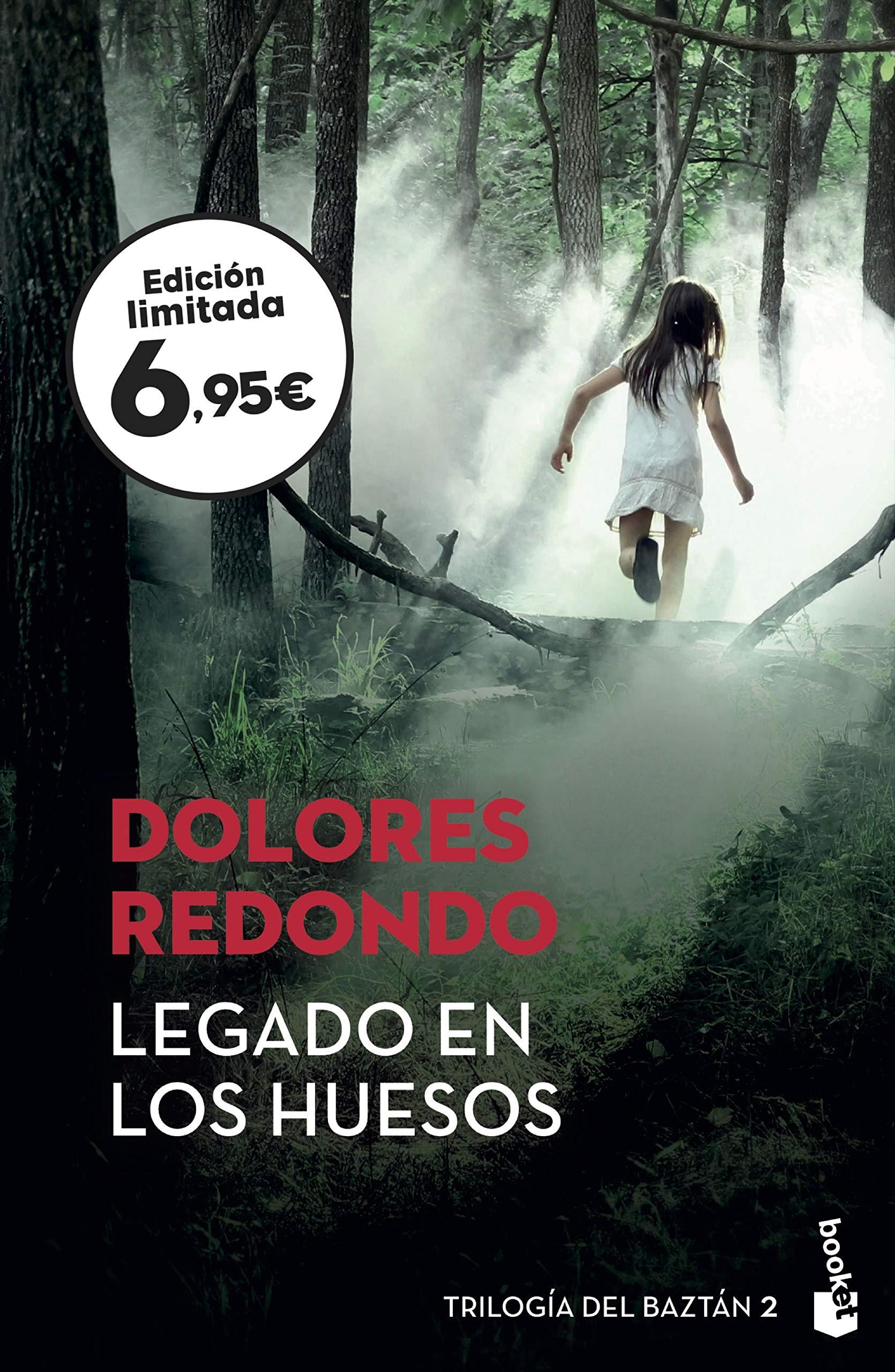 Legado En Los Huesos Trilogía Del Baztán 2 Especial Enero 2019 Spanish Edition Redondo Dolores 9788423354986 Books