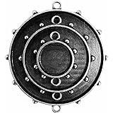 Spellbinders MB1-007S Media Mixage Circles Three, Silver