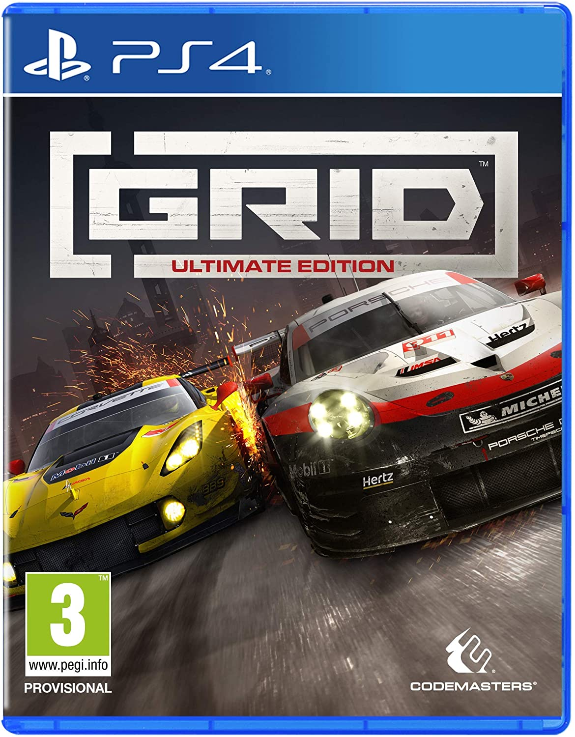 GRID Ultimate Edition - PlayStation 4 [Importación inglesa ...