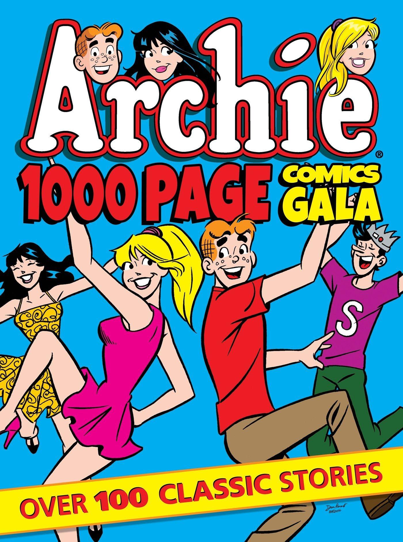Archie 1000 Page Comics Gala (Archie 1000 Page Digests) pdf