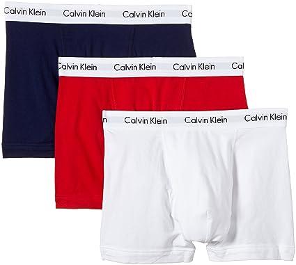 Calvin Klein - U2662G-I03 - Caleçon - Lot de 3 - Homme  Amazon.fr   Vêtements et accessoires 9a182b4df1d