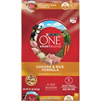 Purina One Smartblend Natural Formula Adult Dry Dog Food Chicken & Rice