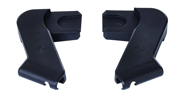 Easywalker EMB10013 Mini Buggy Car Seat Adapters Black