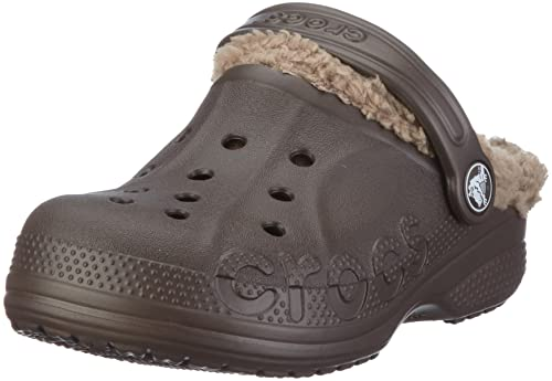 4c1665c87 Crocs Unisex Kids  Baya Lined Clogs  Amazon.co.uk  Shoes   Bags