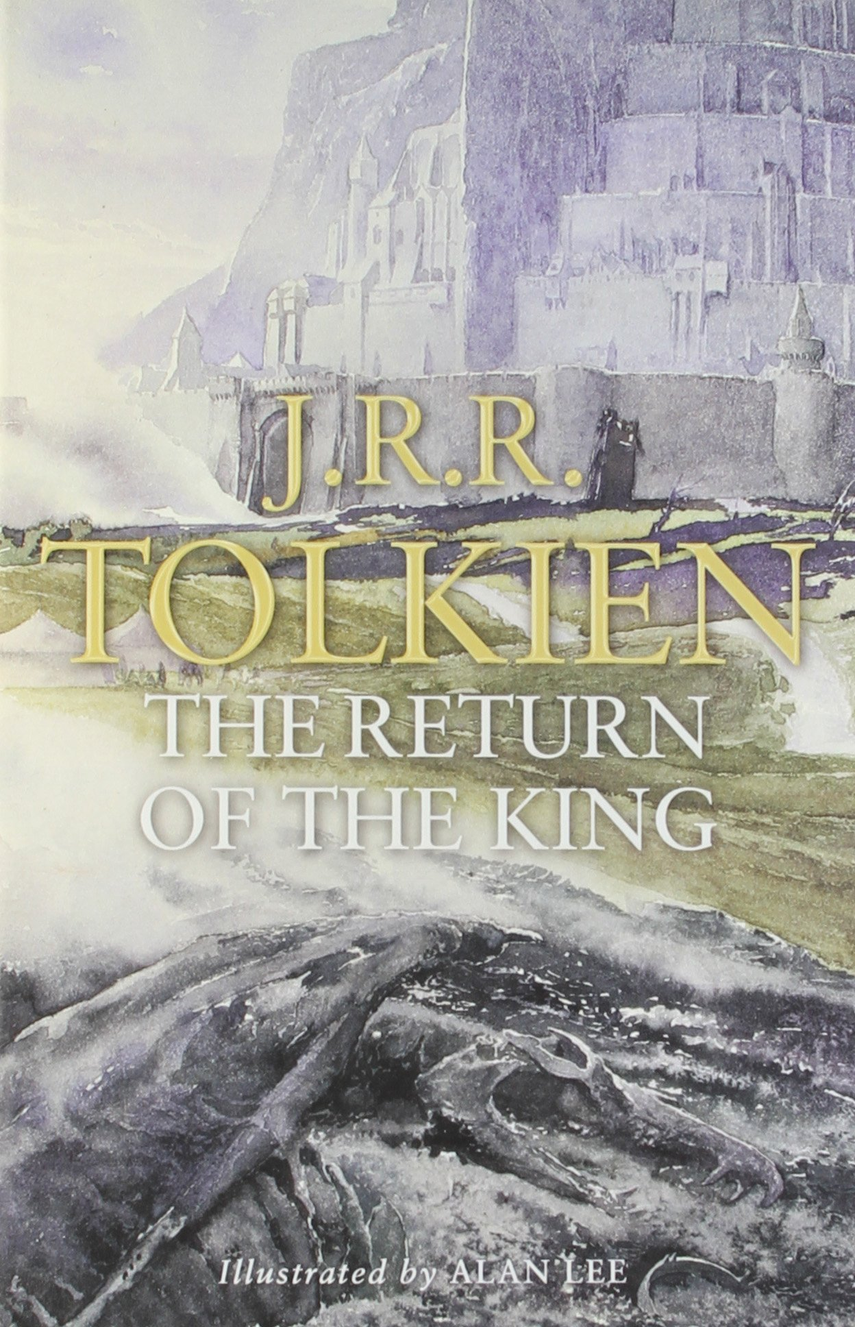 Read Online The Return of the King: Being the Third Part of the Lord of the Rings. by J.R.R. Tolkien (Pt. 3) PDF