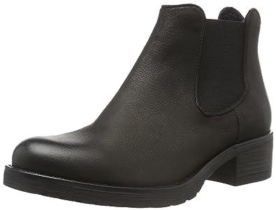 Mentor Damen Chelsea Boot, Schwarz (Black), 37 EU