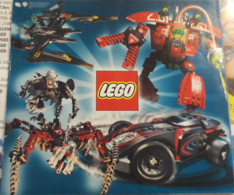 Lego Consumer Catalogue - 2006: Amazon co uk: Toys & Games