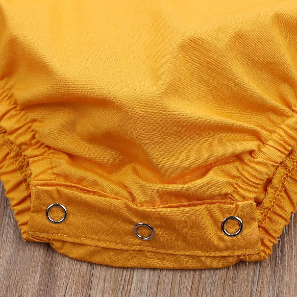 Floral Newborn Kid Baby Girl Infant Romper Jumpsuit Bodysuit Clothes Outfit 0-24 M