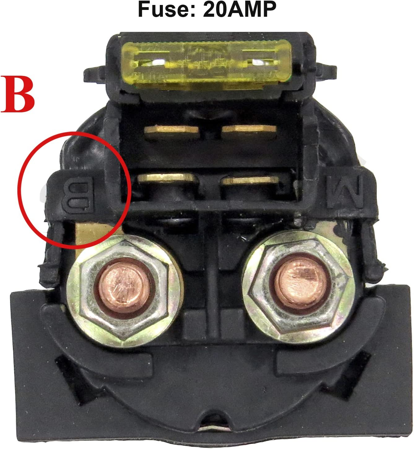 honda nighthawk 450 fuse box amazon com solenoid relay switch for honda rebel cb450 cb 450 c  solenoid relay switch for honda rebel