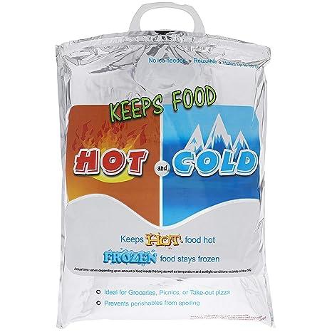 Juvale - Bolsas térmicas térmicas para alimentos fríos y ...