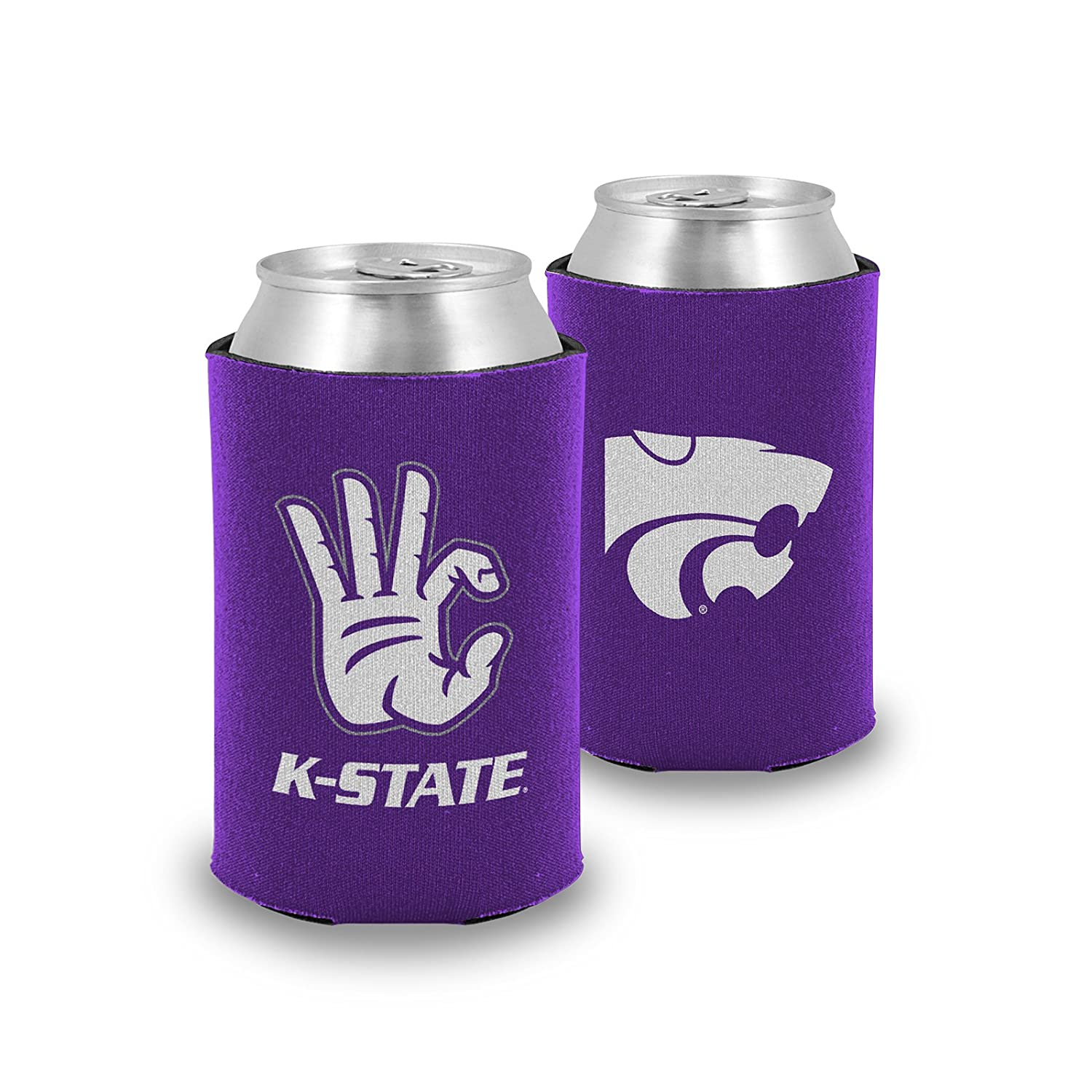 Root Sportswear Kansas State University K State Wildcats WC Hand Sign Koozie Can Cooler