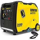 Champion Power Equipment 200987 4500-Watt RV Ready Portable Inverter Generator, Wireless Remote Start