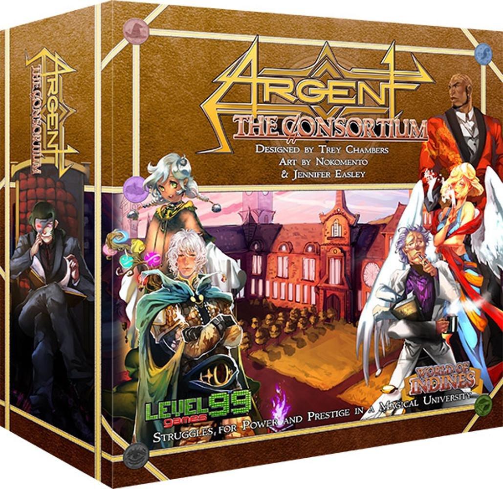 Level 99 Games Argent: The Consortium