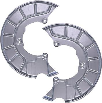 Skoda Oktavia Spritzblech Ankerplatte Ankerblech Bremsankerblech vorne links