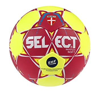 SELECT Unisex Match Soft – Balón de Balonmano: Amazon.es: Deportes ...