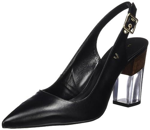 Martinelli Ibor Scarpe col Tacco con Cinturino Dietro la Caviglia Donna